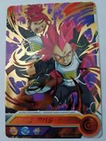 Card dragon ball z dbz dragon ball heroes god mission part 6 rare #hgd6-53 2016