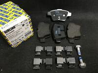 Girling Rear Brake Pad Set for Citroen C4 2004-2011 6116204 NEW