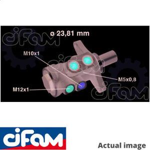 BRAKE MASTER CYLINDER FOR FORD FIESTA/V/Van IKON FUSION MAZDA 2/DEMIO 1.4L 4cyl