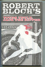 Yours Truly Jack The Ripper TPB IDW 2010 NM 1 2 3 Robert Bloch