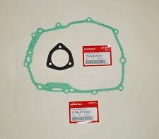 Honda MSX125 Grom 2013-2018 Genuine Oil Filter Spinner & Clutch Cover Gasket