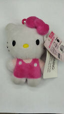 "SANRIO HELLO KITTY 6"" KEYCHAIN PLUSH WITH COIN PURSE MUST L@@K"