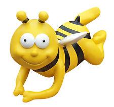 Gartenfigur Biene fliegend lustige Deko Tierfigur Gartendeko Dekofigur