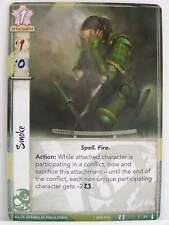 Legend of the five rings LCG - 1x #054 Smoke-the fires within