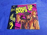 "SNAP! (12""MAXI) OOOPS UP (DOUBLE TROUBLE MIX) [UK 1990 EURODANCE VINYL 45RPM] EX"