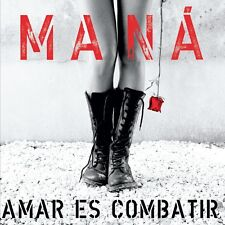 MANA - AMAR ES COMBATIR CD POP 13 TRACKS