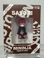 Naruto Sasori Mininja Figure Special Limited Edition Collectible