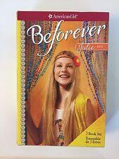 American Girl: Julie 3-Book Boxed Set by Megan McDonald (2014, Quantity pack)