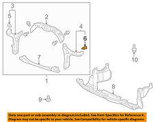 HONDA OEM 06-11 Civic Radiator Core-Side Support Right 04601SNEA00ZZ