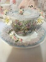 Royal Doulton Shabby Chic Decorated Brambly  Hedge Cup & Saucer (summer)