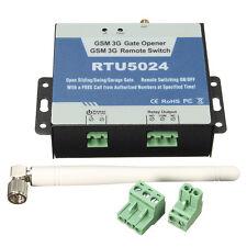 RTU5024*GSM Toröffner Drahtlose Türzugang Gratis Anruf Fernbedienung per Telefon