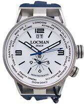 Orologio Locman MonteCristo GMT World 508WBL/595 BigDate Scontatissimo Nuovo
