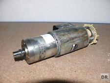Dunkermotoren DR 52.1 x 30-2 / 11W 2600/min Bremse / 220V / Getriebe: i 126.56:1