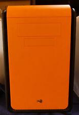 AEROCOOL DS CUBE Orange Mini Tower Computer Case - Clean