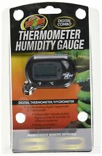 Zoo Med Labs Digital Thermometer Humidity Gauge