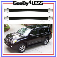 For 10-18 LEXUS GX460 OE Factory Style Black Carrier Top Roof Rack Cross Bars