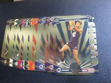 2014 AFL TEAMCOACH GOLD CODE CARDS UNUSED CODES $1.00 EACH SEE DESC FOR NOS