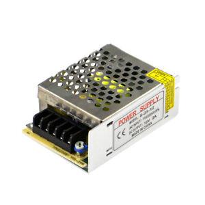 DC 5V 12V 24V Switch Power Supply Driver Adapter Transformer PSU AC110C-220V