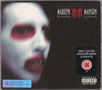 VERY GOOD CD MARILYN MANSON - The Golden Age Of Grotesque SLIP CASE