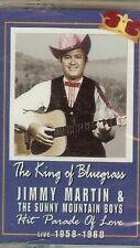 JIMMY MARTIN & THE SUNNY MOUNTAIN BOYS -  CASSETTE - NEW - SEALED