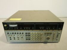 Hp 3586b Selective Level Meter With Options 003 Amp 004