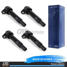 Genuine Ignition Coil 4Pcs for 06-11 Hyundai Accent Rio 1.6L Oem 2730126640�����><script type=