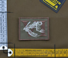 "Ricamata / Embroidered Patch Navy Seal ""Team Six"" with VELCRO® brand hook"