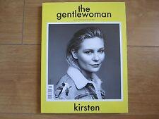 Gentlewoman Magazine S / S 2016 Kirsten Dunst by Alasdair Mclellan New.
