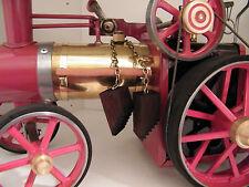 Mamod Wilesco Wheel Chocks ( HARD WOOD & RUBBER FACED)  Mamod Spares Wilesco