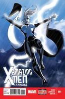 Amazing X-Men Annual #1 First Printing Unread New Near Mint Marvel 2014 **18
