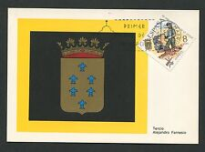 SPAIN MK 1971 WAPPEN SPANISCHE LEGION MAXIMUMKARTE MAXIMUM CARD MC CM c9138