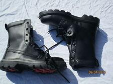 de sécurité Bottes, noir bottines Safety Haut jambe, gr. 9 M (43)