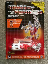 Rare Sealed 1986 Hasbro Trans Formers Original G1 Protectobot - BLADES