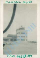 WW2  US Navy Air station Bunker Hill Indiana Control Tower