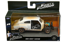 JADA FAST AND FURIOUS 8 DOM'S 1951CHEVY FLEETLINE 1/32 DIECAST MODEL CREAM 98303
