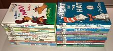 Lot of 40 Dr. Seuss Beginner And Bright & Early Books Berenstain Bears Babar