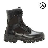 ROCKY ALPHAFORCE WATERPROOF DUTY BOOTS 2165 * ALL SIZES - NEW