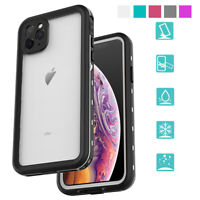 For Apple iPhone 11 Pro Max Military Shockproof Heavy Duty Waterproof Case Cover