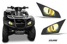 AMR Racing Head Light Eyes Honda Rincon 680 ATV Headlight Decals Part ECLIPSE Y