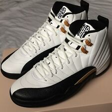 "Nike Air Jordan 12 RETRO 'CNY ""Taglia UK8.5 US9.5 EUR43 Nuovo di Zecca Taxi"