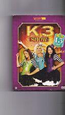 K3-Show K3 !5 Jaar Music DVD