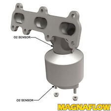 Magnaflow Direct-Fit Catalytic Converter FWD fits 2005-2009 Hyundai Tucson 2.7L