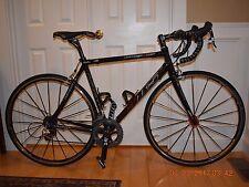 Look 585 road bike Sram Red Carbon Fiber Reynolds VHM