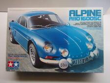 Tamiya 1/24 Alpine RENAULT A110 1600sc Classic Sports Car Model Kit 24185