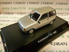 STA4 voiture1/43 STARLINE models : AUTOBIANCHI Y10 1985 grise