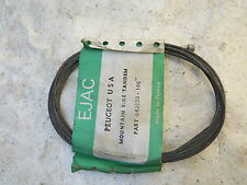 "EJAC PEUGEOT TANDEM 100"" BRAKE CABLE FRANCE BICYCLE ROAD TOURING NOS VINTAGE"