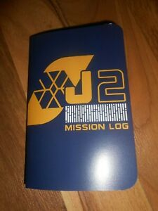 Lost in Space Jupiter 2 Mission Log Journal Mini Notebook