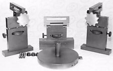 CYLINDER HEAD FIXTURE w/ FLYCUTTER & STUB ARBOR OR R-8