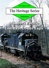 Railroad DVD: Missouri Pacific in the 1980s
