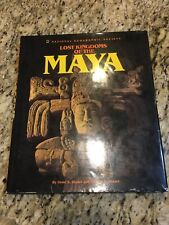 national geographic lost kingdoms of the maya book